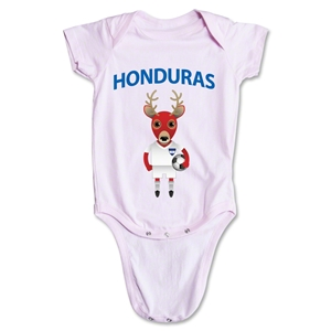 Honduras Animal Mascot Onesie (Pink)
