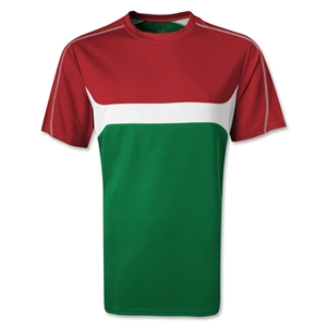 High Five Inferno Jersey (Gr/Red)