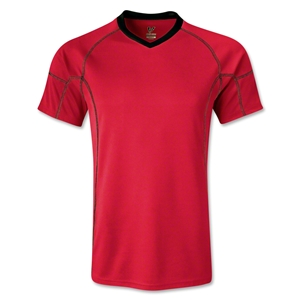 High Five Kinetic Jersey (Red/Blk)