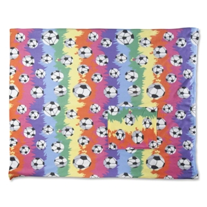 Tie-Dye Pocket Pillow (Multi)