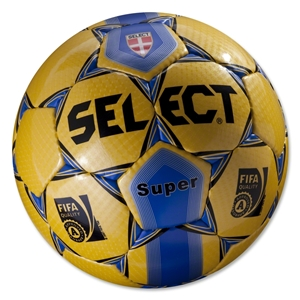 Select Super FIFA Ball (Yellow/Blue)