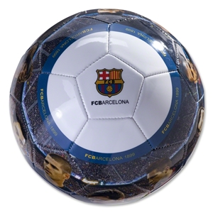 FC Barcelona Collectible Soccer Ball