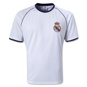 Real Madrid Home Training Jersey