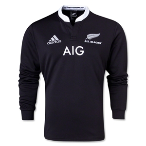 All Blacks 13/14 LS Rugby Jersey