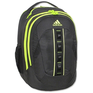 adidas Ridgemont Backpack (Black/Yellow)