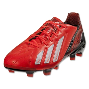 adidas F50 adizero TRX FG Leather (Infrared/Running White/Black)
