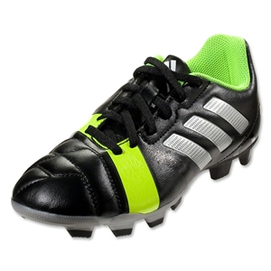 adidas Nitrocharge 3.0 TRX FG Junior (Black/Metallic Silver/Electricity)