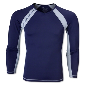 Linebreak LSCompression T-Shirt (Navy)