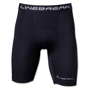 Linebreak Standard Compression Short (Black)