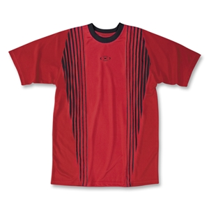 Xara Reading Soccer Jersey (Red/Blk)