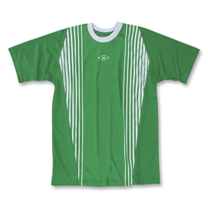 Xara Women's Reading Soccer Jersey (Green/Wht)