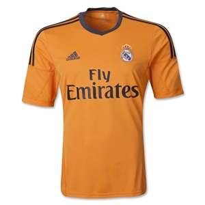 Real Madrid 13/14 Third Soccer Jersey