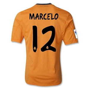 Real Madrid 13/14 MARCELO Third Soccer Jersey