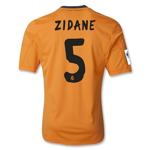 Real Madrid 13/14 ZIDANE Third Soccer Jersey