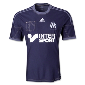 Olympique Marseille 13/14 Away Soccer Jersey