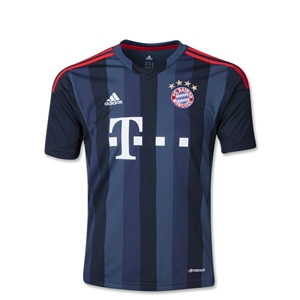 Bayern Munich 13/14 Youth Third Soccer Jersey