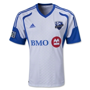 Montreal Impact 2014 Replica Secondary Soccer Jersey