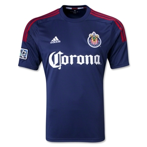 Chivas USA 2013 Secondary Soccer Jersey