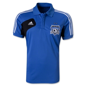 San Jose Earthquakes ClimaCool Polo