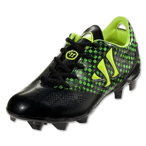 Warrior Gambler Combat Junior FG (Black)
