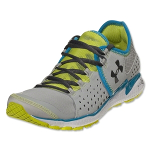 Under Armour Women's Micro G Mantis Running Shoe (Aluminum/Deceit)