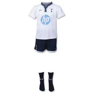 Tottenham 13/14 Toddler Home Soccer Kit