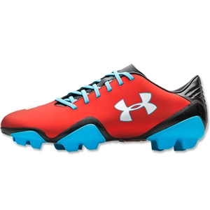 Under Armour Blur III FG (Red/Black/Pirate Blue)