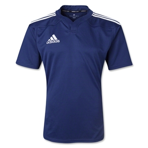 adidas Three Stripe 13 Rugby Jersey (Navy)