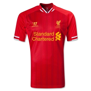 Liverpool 13/14 Home Soccer Jersey