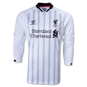 Liverpool 13/14 LS Home Goalkeeper Jersey