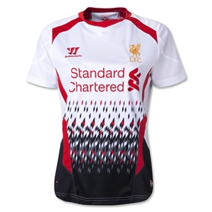 Liverpool 13/14 Women's Away Soccer Jersey