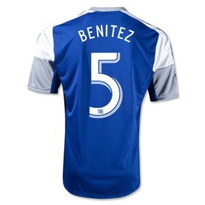 FC Dallas 2014 BENITEZ Replica Secondary Soccer Jersey