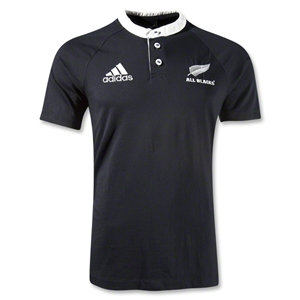 All Blacks Supporter SS Rugby Jersey