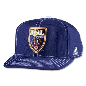 Real Salt Lake Flat Brim Snap Back Cap