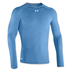 Under Armour Heatgear Sonic Compression LS T-Shirt (Sky Blue)