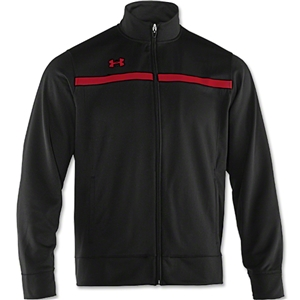 Under Armour Campus Warm-Up Jacket (Blk/Red)