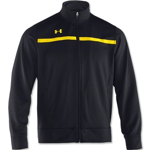 Under Armour Campus Warm-Up Jacket (Blk/Yellow)