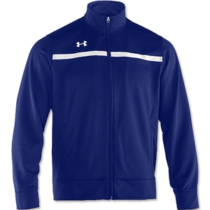 Under Armour Campus Warm-Up Jacket (Roy/Wht)