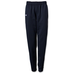 Under Armour Women's Campus Warm-Up Pant (Blk/Wht)