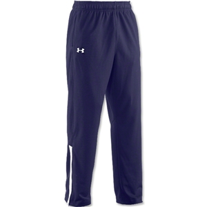 Under Armour Women's Campus Warm-Up Pant (Navy/White)
