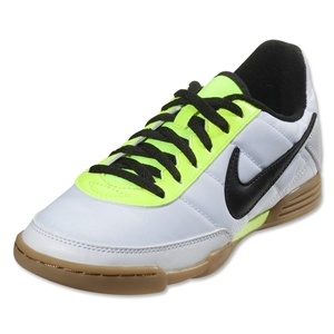 Nike5 Davinho Junior (White/Black/Volt)