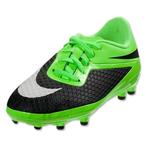 Nike Hypervenom Phelon FG Junior (Flash Lime)