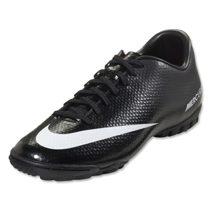 Nike Mercurial Victory IV TF (Black/White)