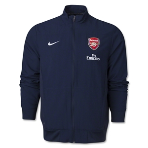 Arsenal Squad Sideline Jacket
