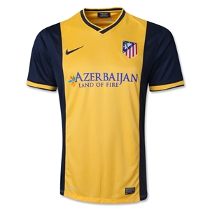 Atletico Madrid 13/14 Away Soccer Jersey