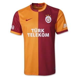 Galatasaray 13/14 Home Soccer Jersey