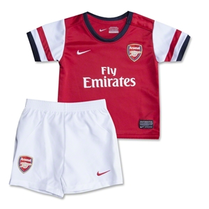 Arsenal 13/14 Infant Home Soccer Kit