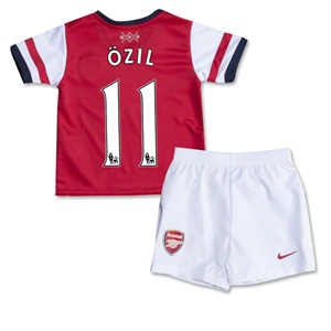 Arsenal 13/14 OZIL Infant Home Kit