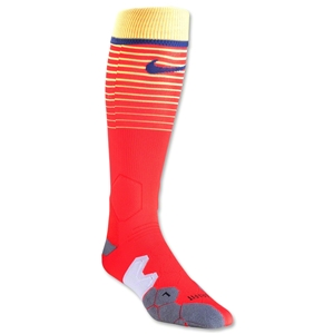 Barcelona 13/14 Away Soccer Sock