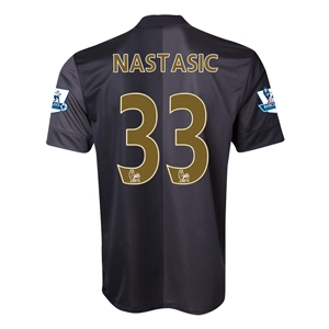 Manchester City 13/14 NASTASIC Away Soccer Jersey